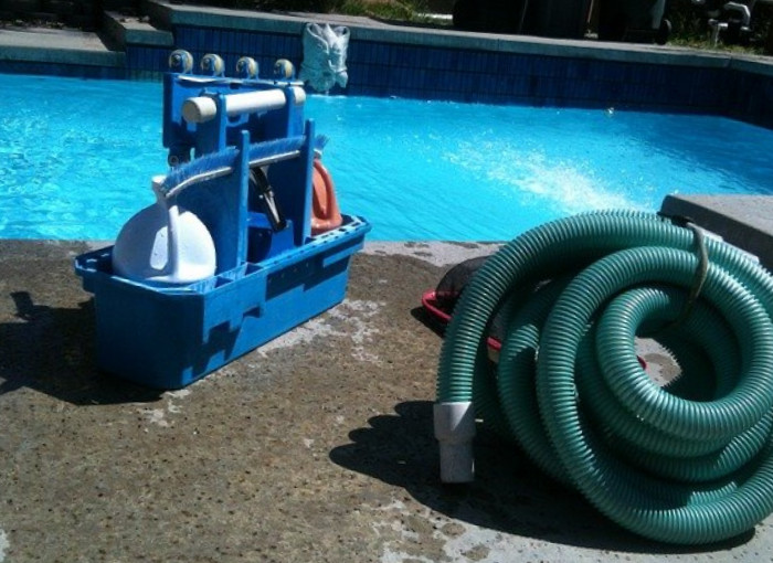 Où évacuer l'eau après la vidange d'une piscine?